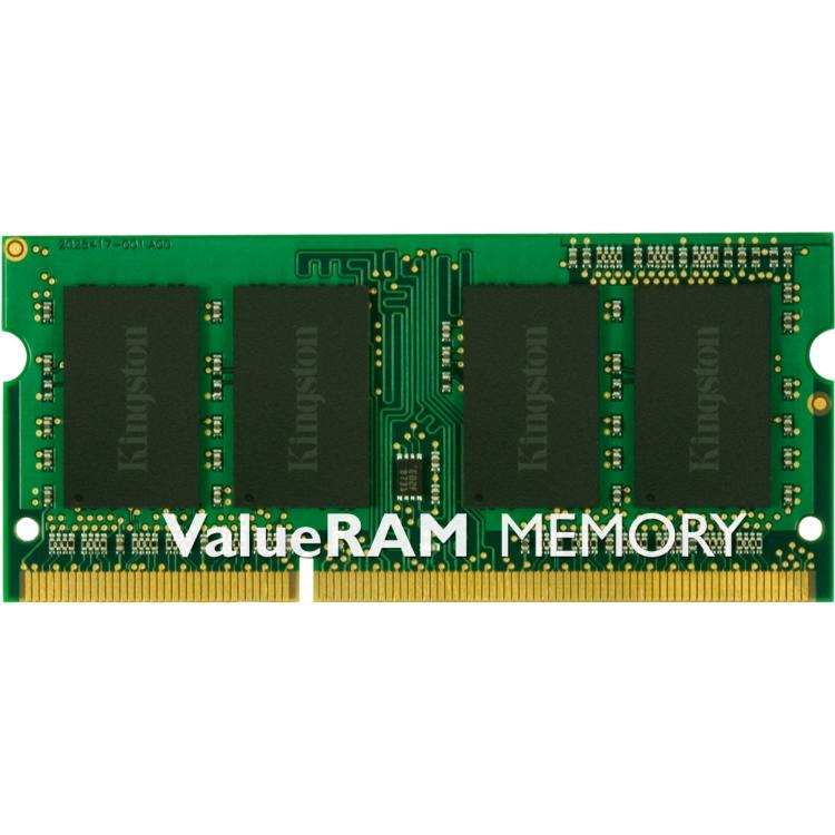 2GB 1333MHz DDR3 Non-ECC CL9 SODIMM SR X16