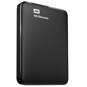 Elements Portable 500GB 2.5