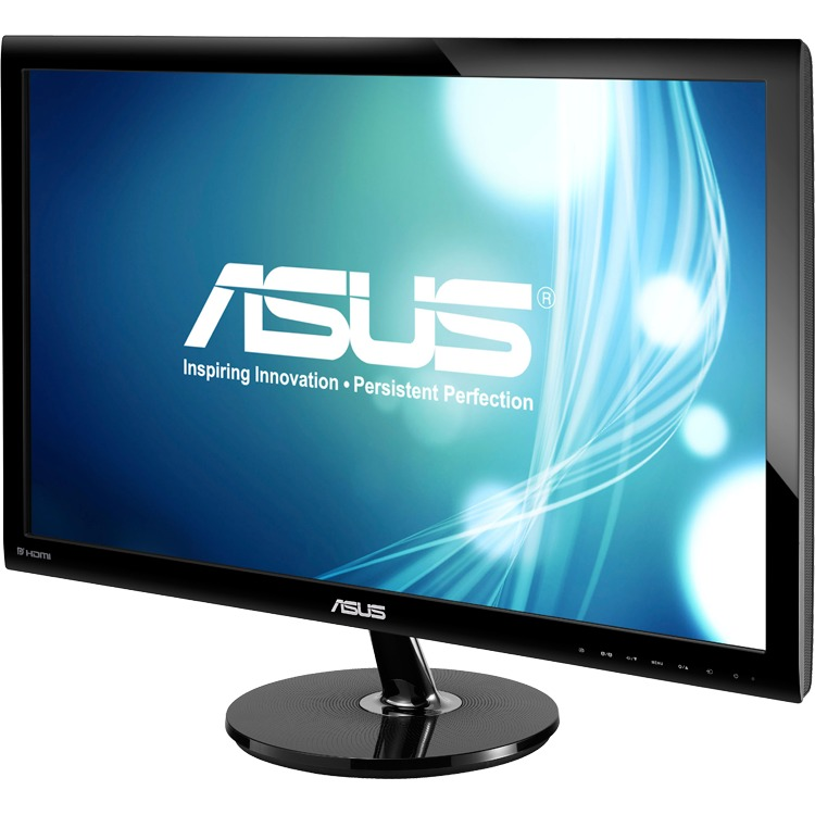 Asus VS278Q Monitor Zwart