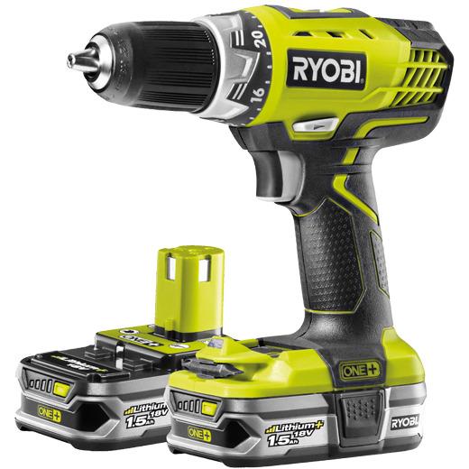 RCD 18022 L Accu-Schroefmachine