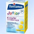 Image of Davitam Junior 3+ Kauwvit Multifruit 120stuks