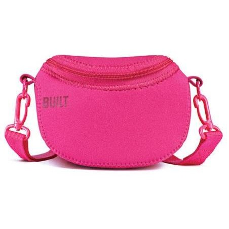 Image of Built NY, Soft-Shell Camera Case Large (Spring Fuschia)