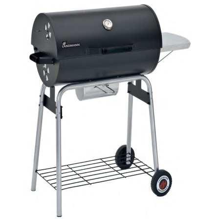 Image of Barbecue 31421 black taurus 660