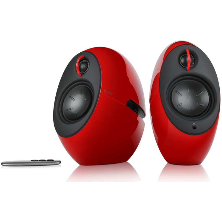 Edifier2.0 RMS Luna Eclipse 0 Bluetooth-speaker - Rood