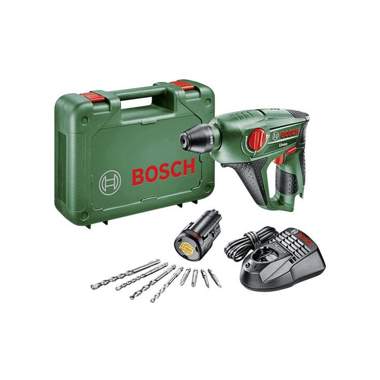 Bosch UNEO 10,8 LI-2 incl. 2 bat. Accu klopboormachine