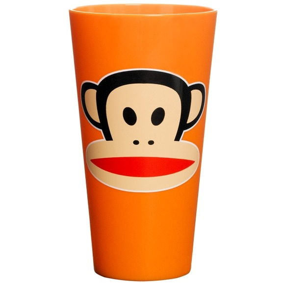 Paul Frank Drinkbeker - 550 ml - Oranje