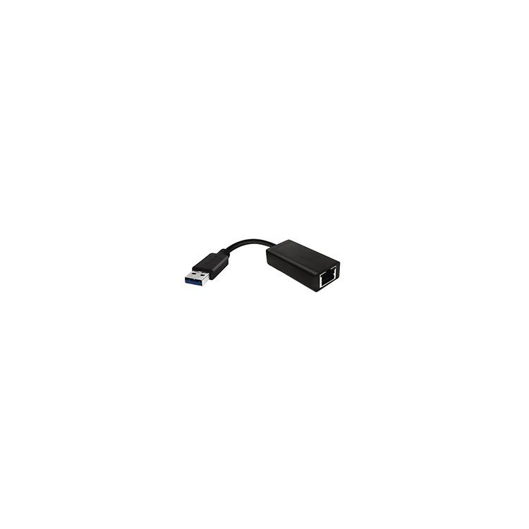 Raidsonic ICY BOX IB-AC501 USB 3.0 voor Gigabit Ethernet