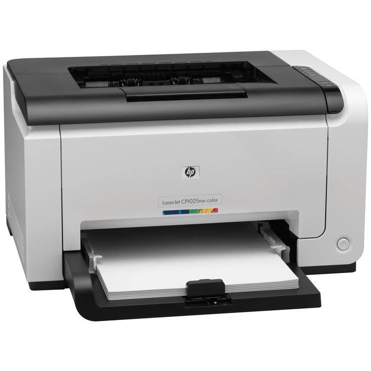 CP1025nw Printer