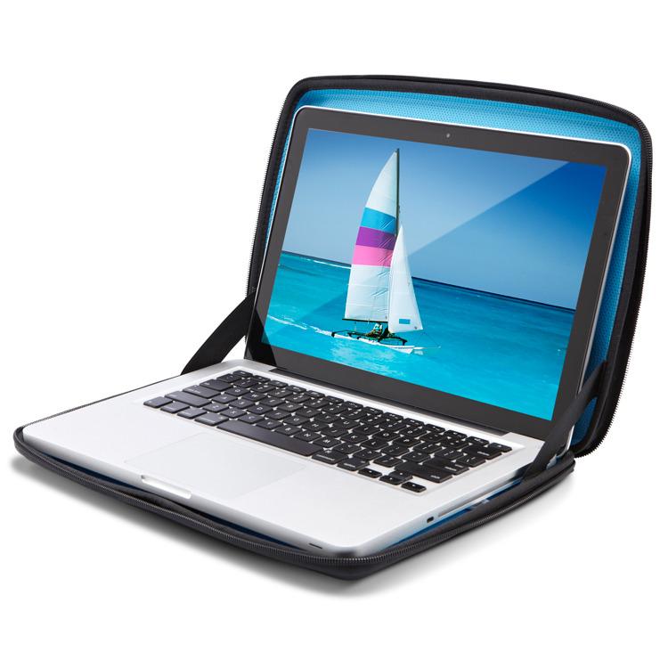 "Image of 15"" MacBook Pro voorgevormde hoes LHS-115-K"
