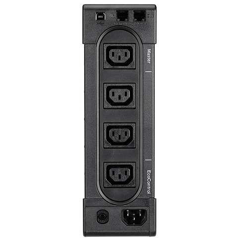 Eaton Ellipse PRO UPS 1 Fase Line-Interactive Tower 850VA/510W DIN outlet
