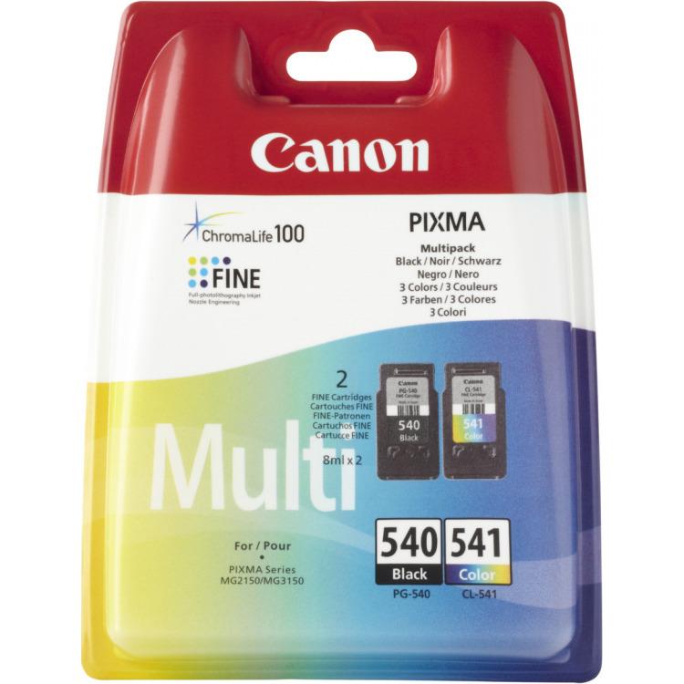 Canon PG-540/CL-541 - Inktcartridge / Combopack