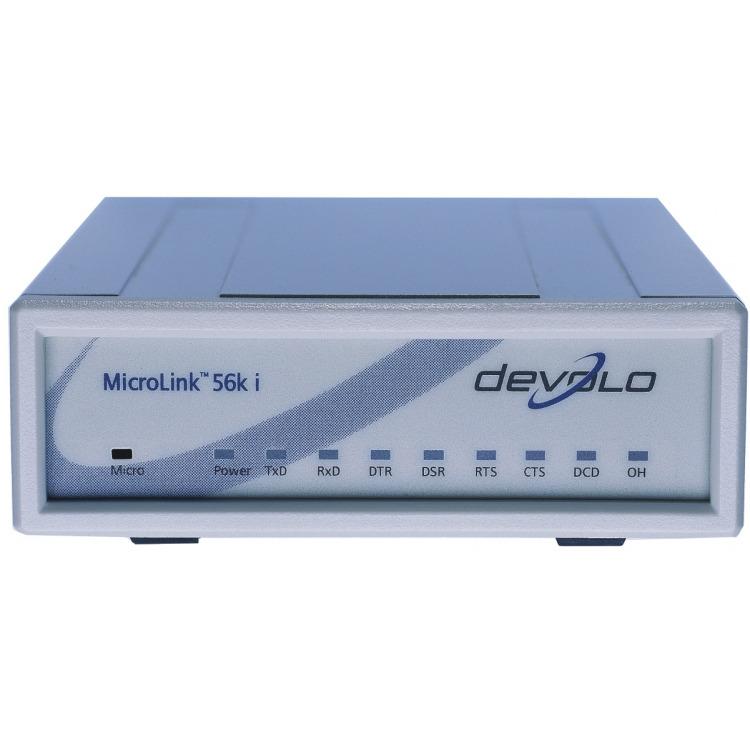 V.90 high-speed modem for industrial app