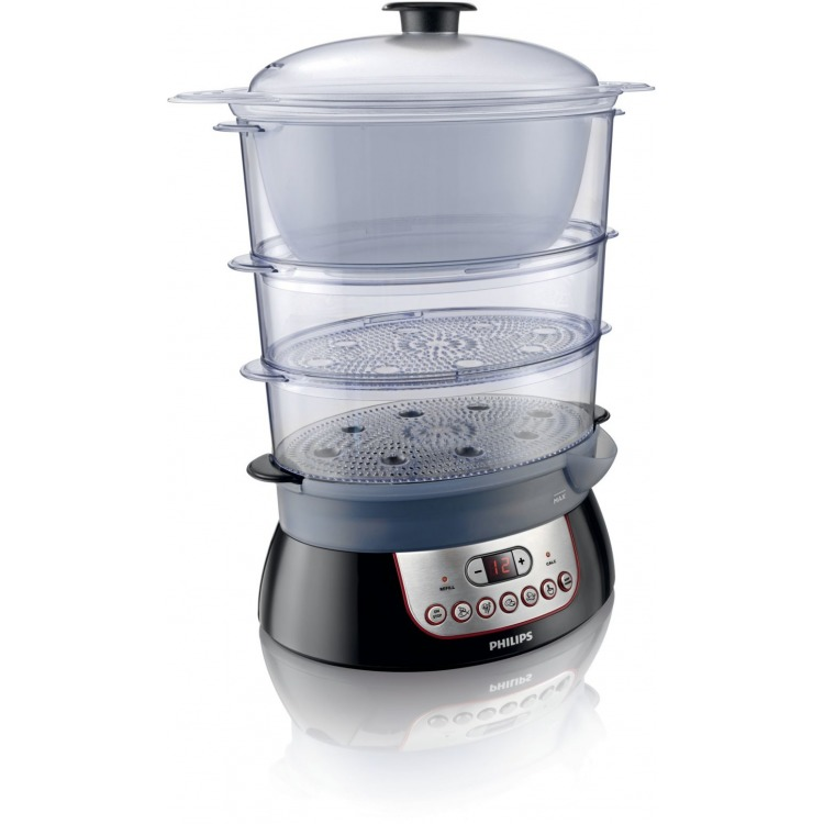 Stoomkoker, Philips, 'Pure Essentials Collection HD9140/91'