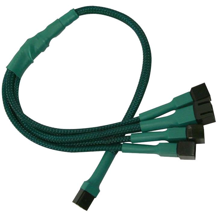 Image of 3-Pin Molex-4x3-Pin Adap.30cm Gn