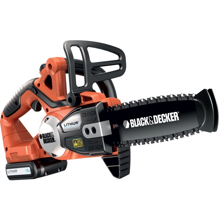 Black & Decker GKC1820L Kettingzaag Oranje