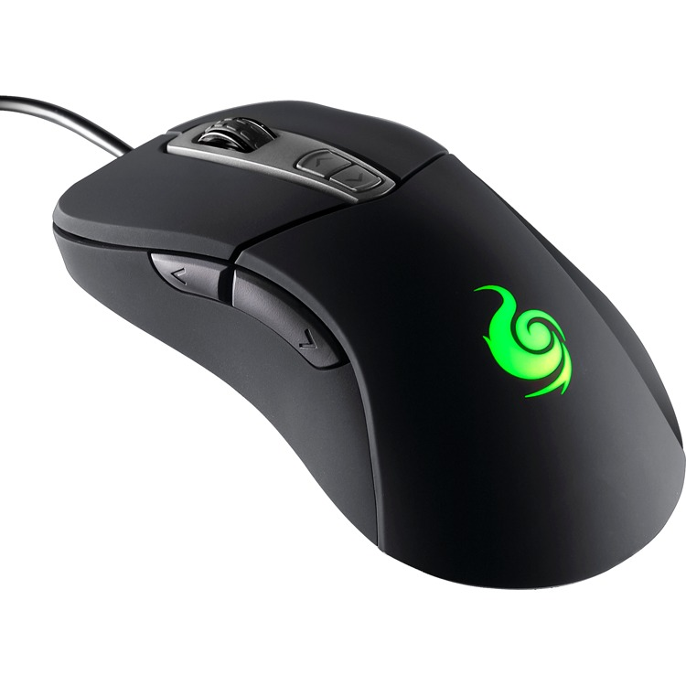 Coolmaster Alcor - Gaming Muis / Zwart