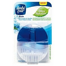 Image of Ambi Pur Flush Blue Ocean Houder 55ml