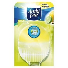 Image of Ambi Pur Toiletblok Lemon Lime 55ml