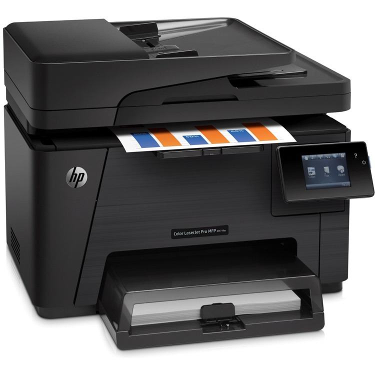 HP Pro M177fw Laser Printer
