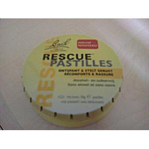 Image of Rescue Pastilles Sinaasappel Bach 50 Gram