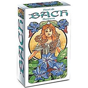 Image of Bach Set Kaarten Met Bloemen Stuk