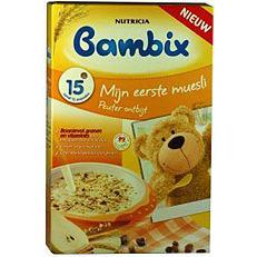Image of Bambix Muesli 250gram