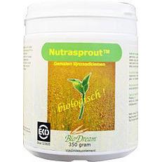 Image of Nutrasprout Lijnzaadk Biodream 350gram