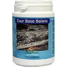 Image of Biodream Zuur Base Balance 250Tb 250tab