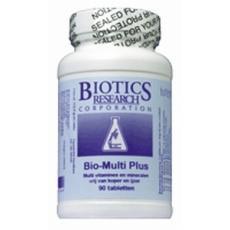 Image of Biotics Voedingssupplementen Bio Multi Plus Fe / Cu V 90 Tabletten