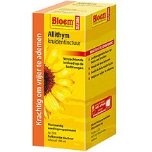 Image of Bloem Allithym Tinctuur 100ml