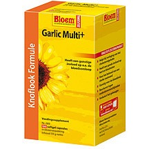 Image of Bloem Garlic Multi+ 100caps