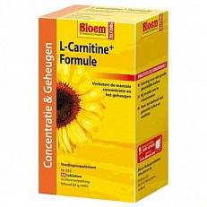Bloem L-Carnitine+ Formule Tabletten - Voedingssupplement