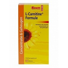 Bloem L-Carnitine+ Formule Tabletten 180 st