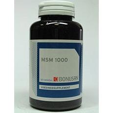 Image of Bonusan Msm 1000 120Tb 120tabl