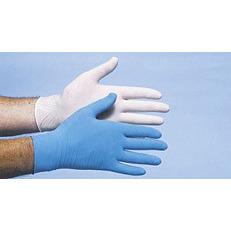 Image of Latex Ond.hands.large Gepoederd