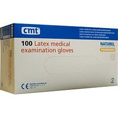 Image of Cmt Handsch Latex Xs 100St 100st
