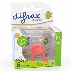 Image of Difrax Fopspeen Combi 6+ Woez Stuk