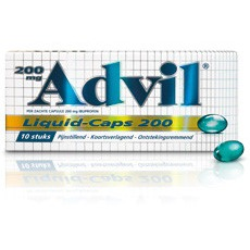 Image of Advil Liquid Caps 200 MG 10caps