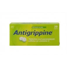 Antigrippine Tabletten 250mg 20tab