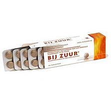 Image of Bij Zuur, 10 Tabletten