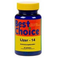 Image of Best Ch Ijzer 14 60Tb 60tabl