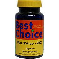 Image of Best Ch Pau D'arco 2000 60Cp 60cap