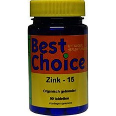 Image of Best Ch Zink 15 90Tb 90tabl