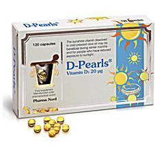 Pharma Nord Bio vitamine D3 Capsules 120caps
