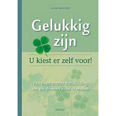 Image of Boek Gelukkig Zijn-u Kiest Ze Boek