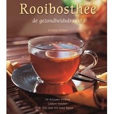 Image of Boek Rooibos Gezondheidsdrank 1 Stuk