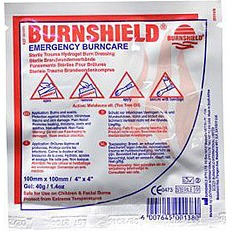 Image of Burnshield 10x10cm Putte 1st