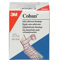 Image of Coban Huidkleur (beige) 7Meter