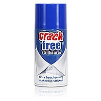 Image of Crackfree Textiel Appret Spray 300ml