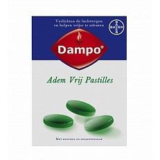 Image of Dampo Adem Vrij Pastilles 20st